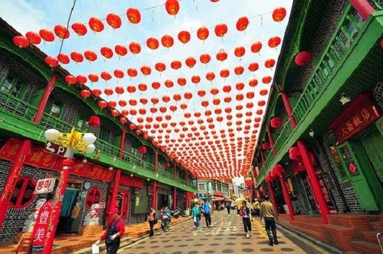 Khu phố Tàu ở Incheon, Hàn Quốc