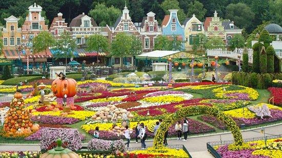 Công viên Everland - khu giải trí thú vị nhất ở Hàn Quốc