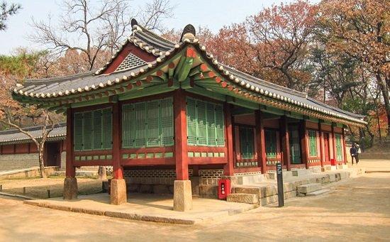 Đền thờ Jongmyo ở Seoul Hàn Quốc