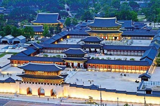 Triều đại Joseon với Cung Cảnh Phúc - Cung điện Gyeongbokgung