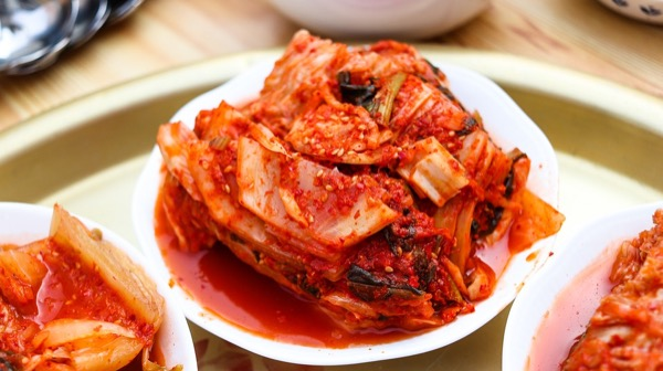 kimchi trong ẩm thực hàn quốc